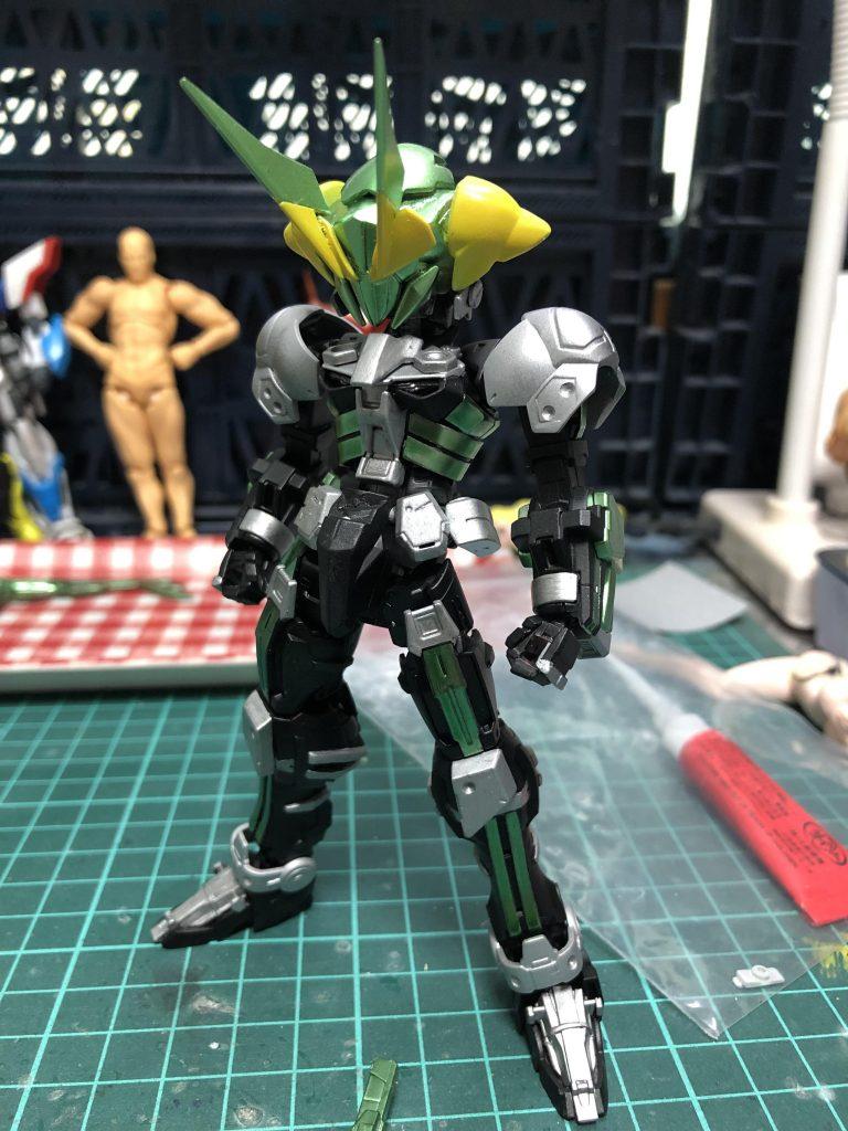 ベローサマギア(腹筋崩壊太郎) 制作工程5