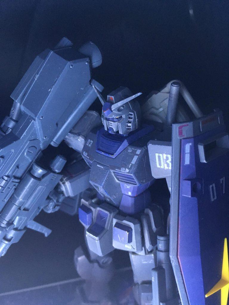 ガンダム火力強化型(07部隊仕様)