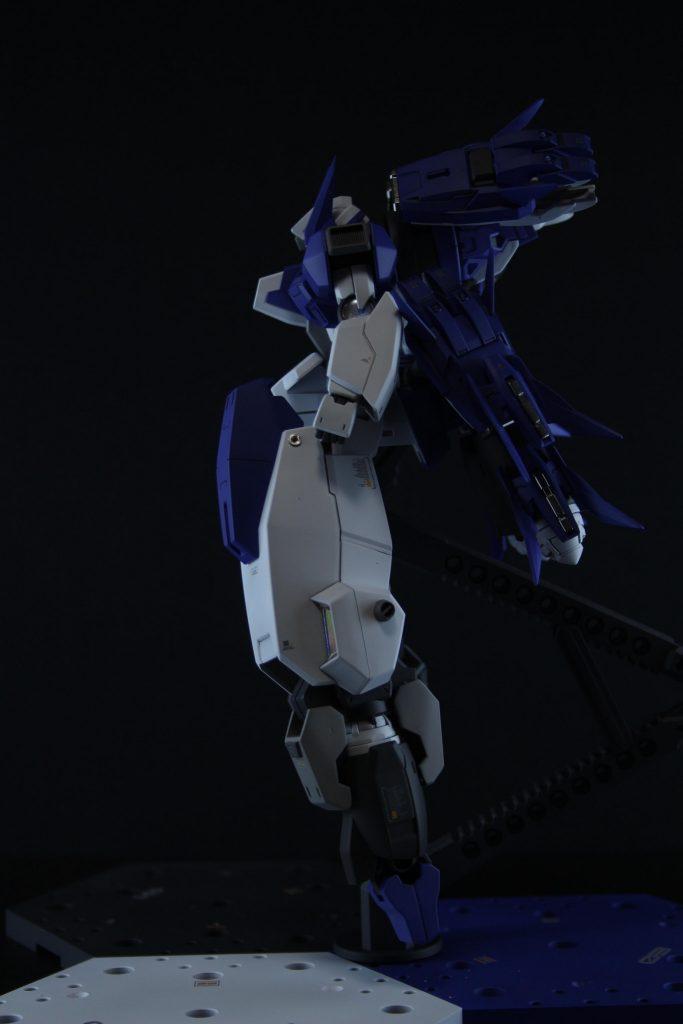 HG セラビィーガンダムシェヘラザード アピールショット3