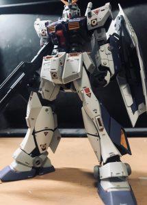 MG ガンダムNT-1アレックス