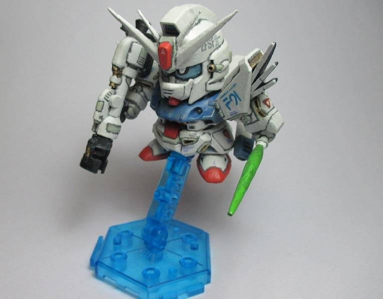 SD ガンダムF91 アピールショット1