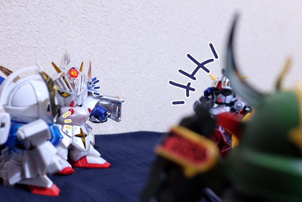「突撃ー!」 アピールショット5
