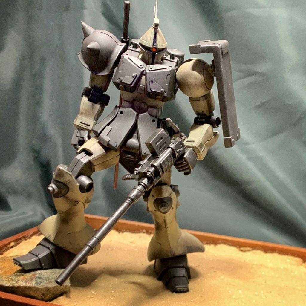 ギャン 陸戦型