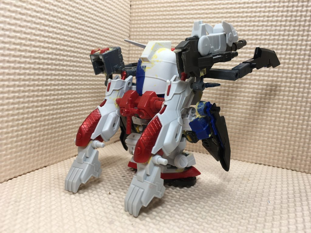 RX-七八丸 制作工程6