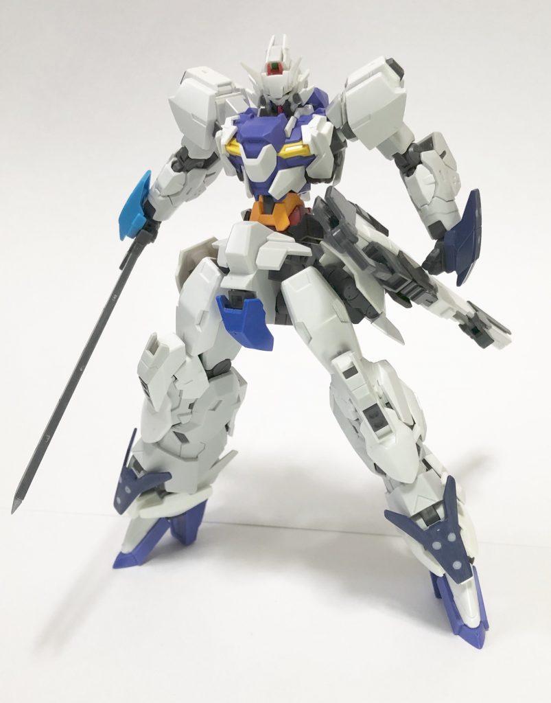 ムーンガンダム -朧- アピールショット6