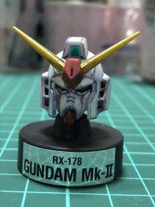 ガンダムMk-Ⅱヘッド