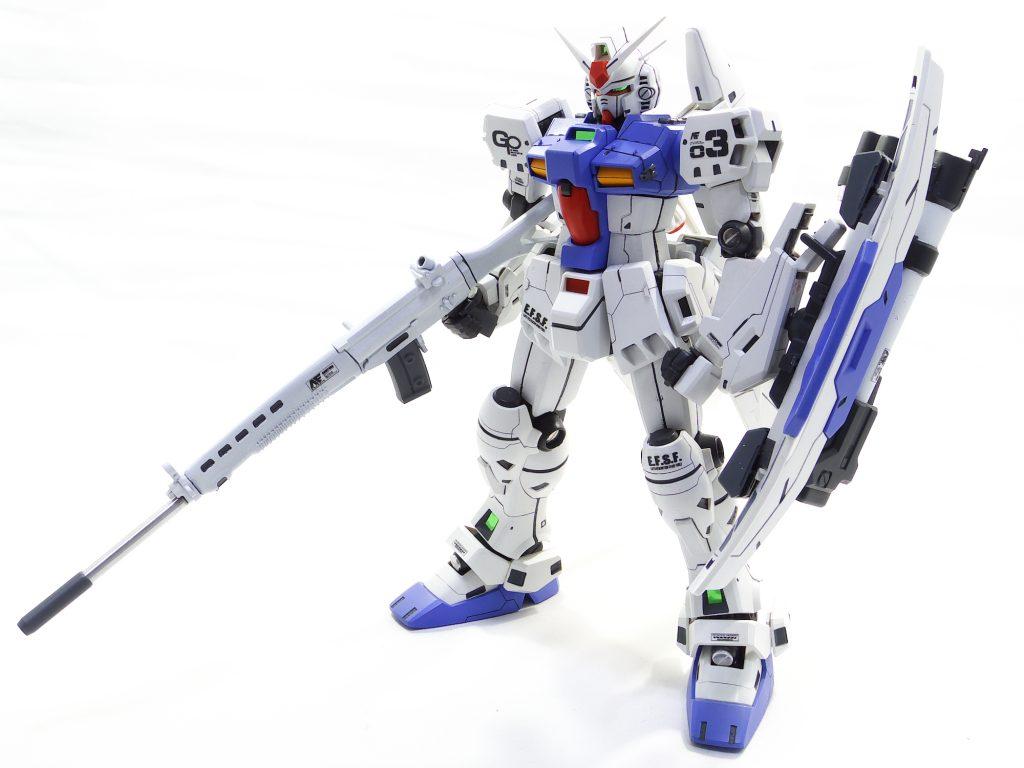 MG ガンダムGP03S ステイメン アピールショット4