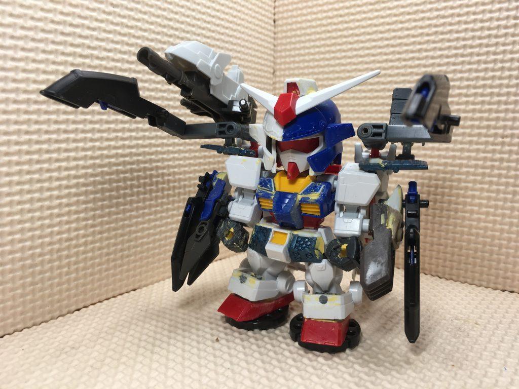 RX-七八丸 制作工程5