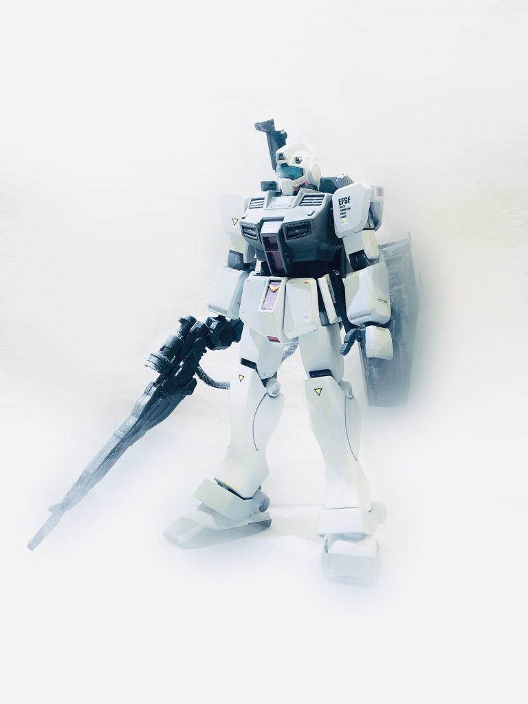 Polar sniper(極地の狙撃手)