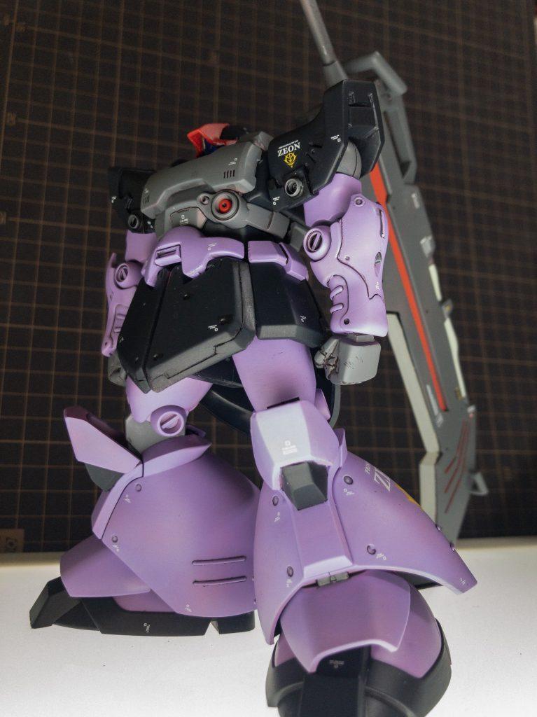 大型ヒート剣装備型リックドム II アピールショット4