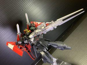 ライトニングガンダム(レジオン仕様イメージカラー)