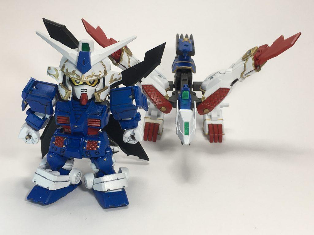RX-七八丸 制作工程7