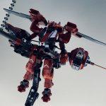 [高高度強襲・超長距離狙撃ミッション兵装]ASW-G-29 ガンダムアスタロト