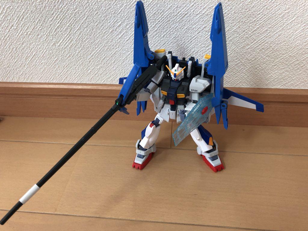 RGX-178-GD ハイパワード・ガンダム