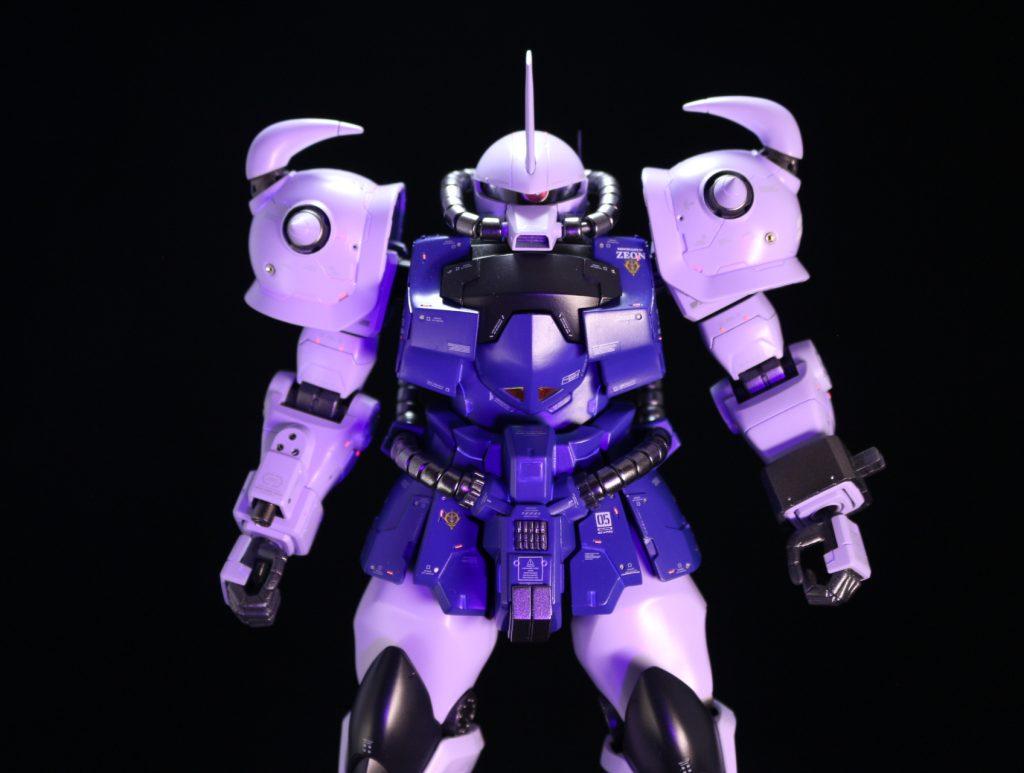 MG グフカスタム改 アピールショット3