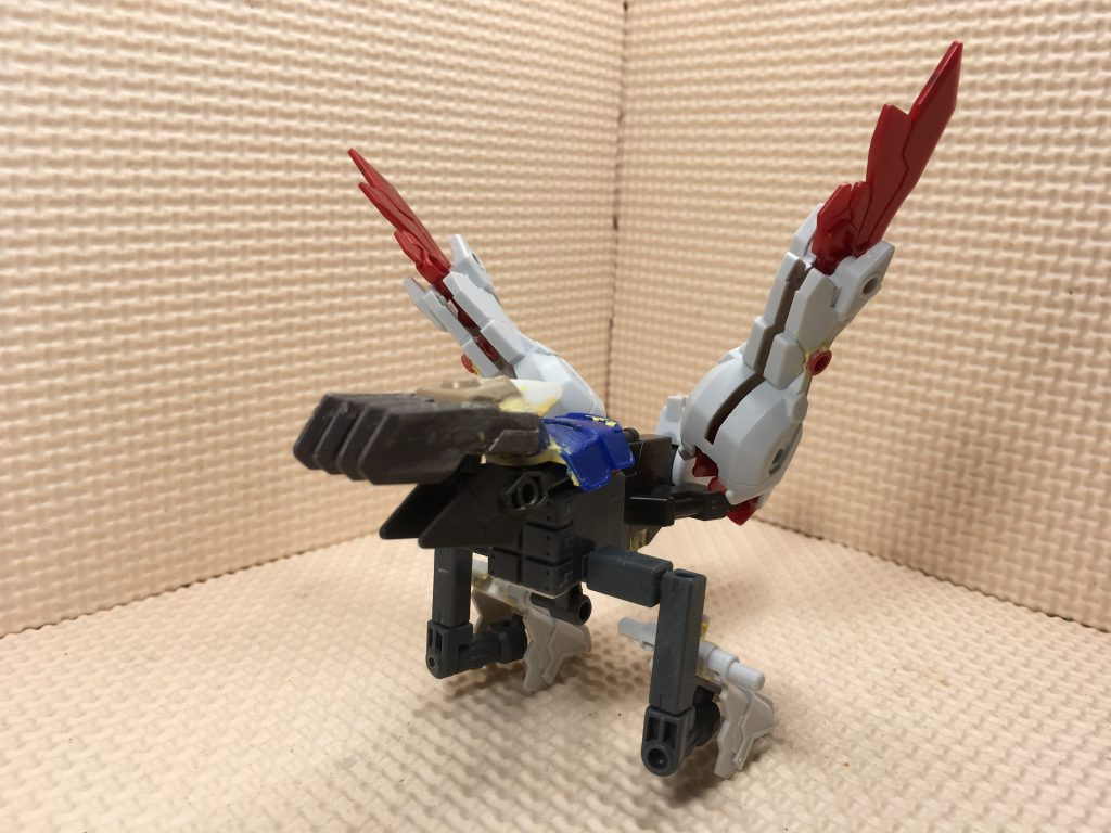 RX-七八丸 制作工程4