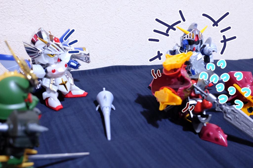 「突撃ー!」 アピールショット4