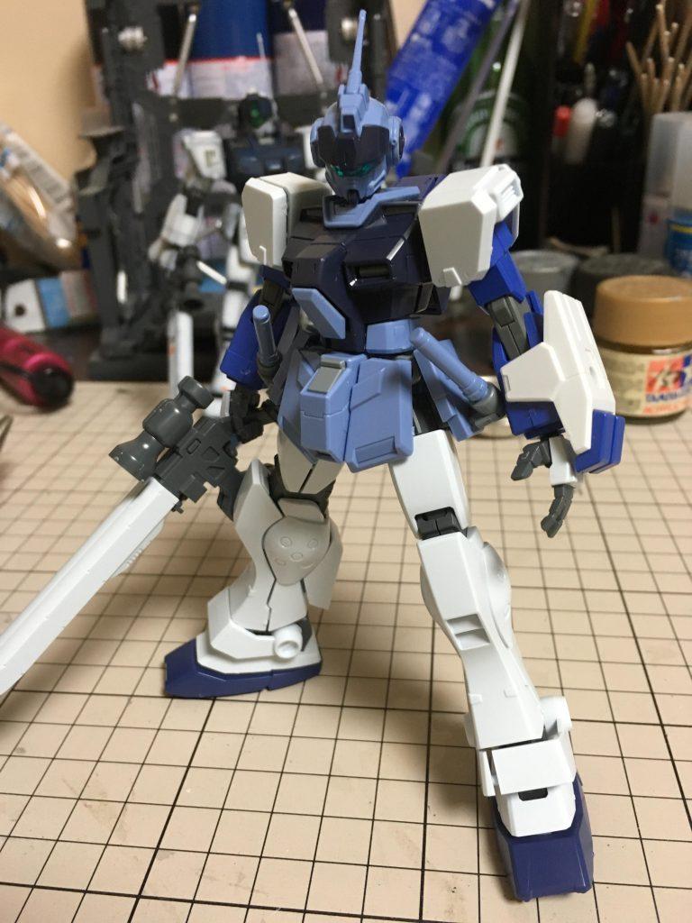 RX-80F 制作工程1