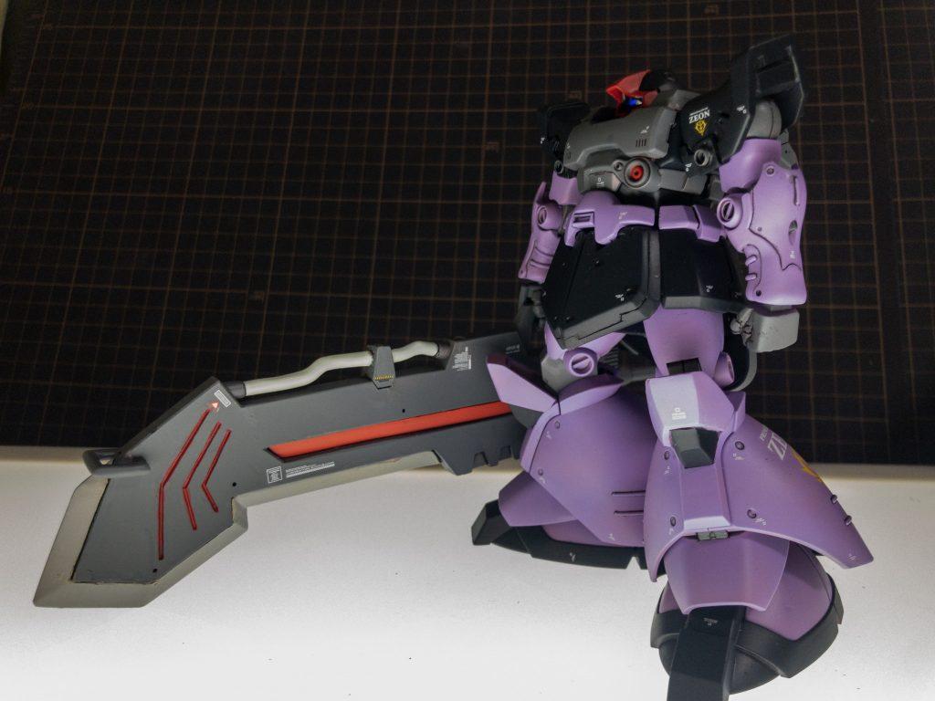 大型ヒート剣装備型リックドム II