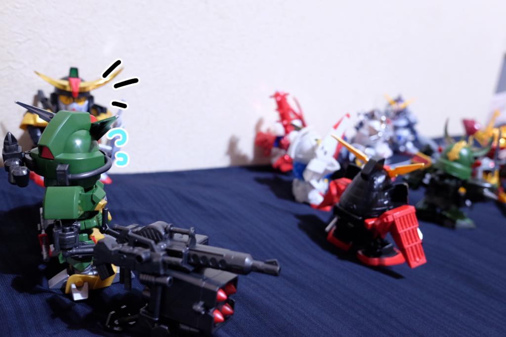 「突撃ー!」 アピールショット1