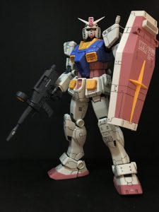MG RX-78-2 ガンダム Ver.ONE YEAR WAR 0079