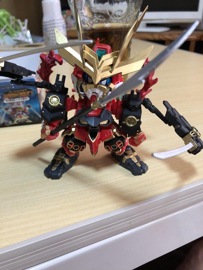 赤武者ストレイ&シナンジュ・0 アピールショット1