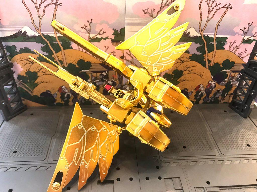 武者飛駆鳥 超鋼ver 制作工程2