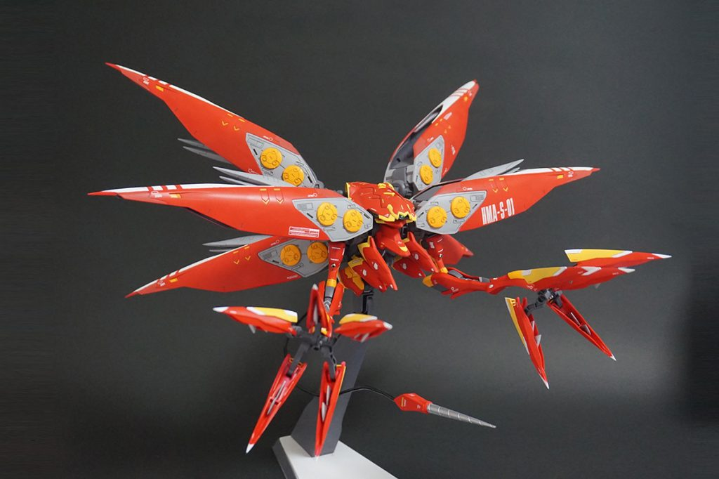 【GBWC2019】 HMA-S-001 ミカエル アピールショット4