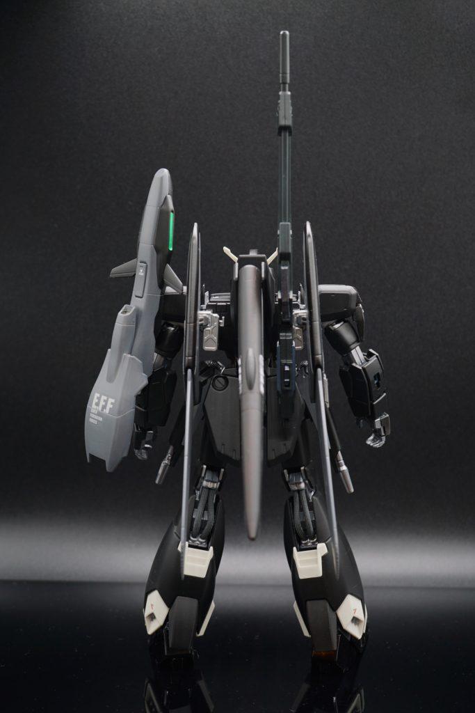 MG MSZ-006A1 Z plus ステルス仕様 アピールショット3