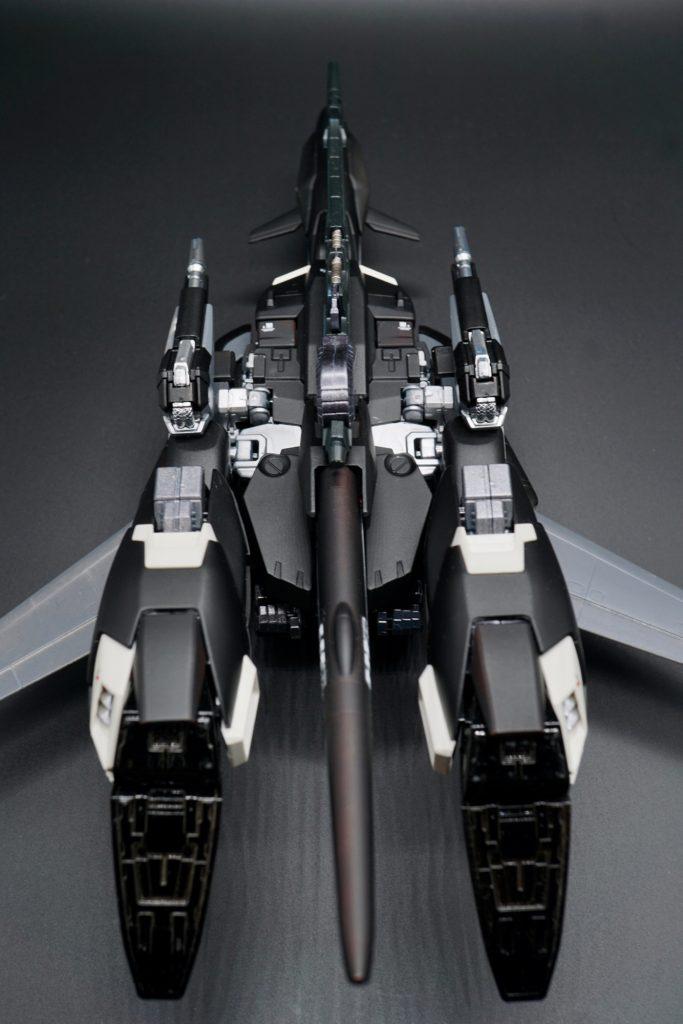 MG MSZ-006A1 Z plus ステルス仕様 制作工程2