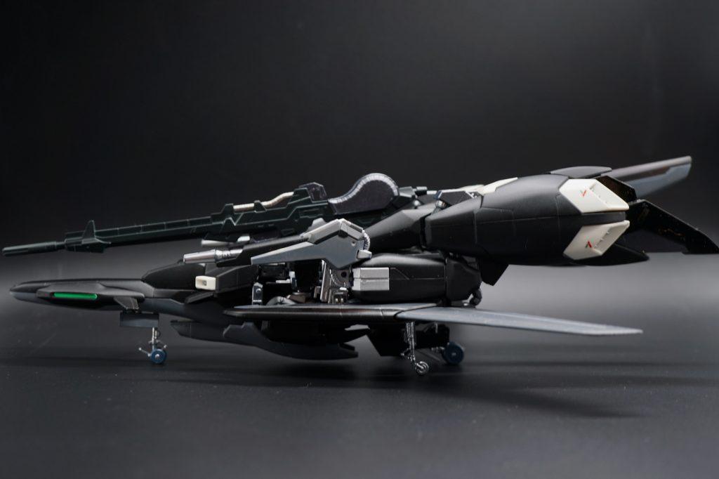 MG MSZ-006A1 Z plus ステルス仕様 制作工程1