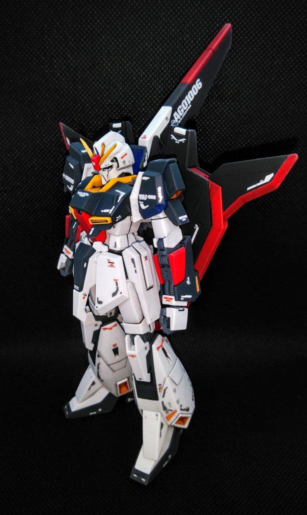 【HG】Z-GUNDAM アピールショット2