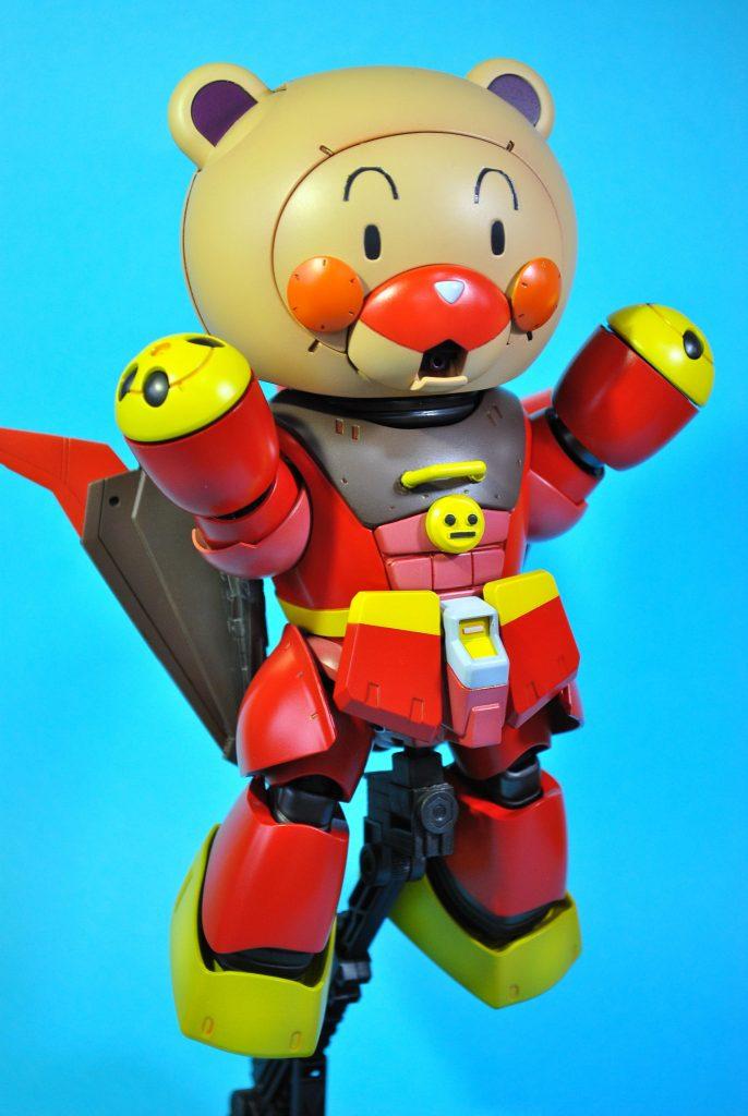 MSAN-04 ジャム専用ベアンガイ アピールショット3