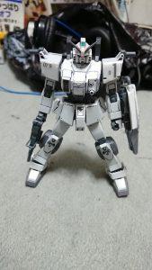 """RX-79E 79式""""白蓮"""""""