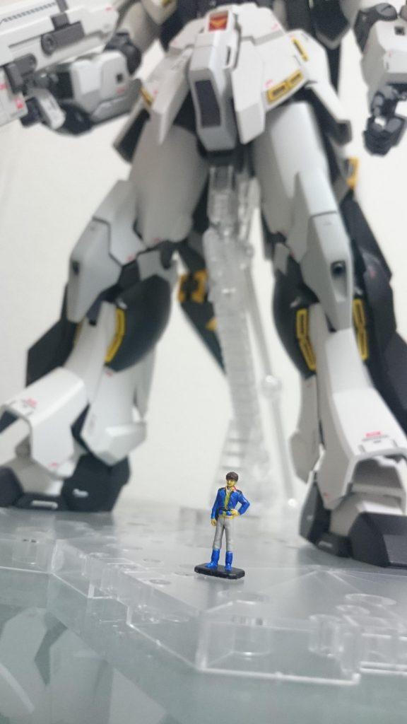 Hi-νガンダム RX-93NT アピールショット4