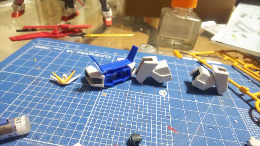AGE1-ローゼス 制作工程1