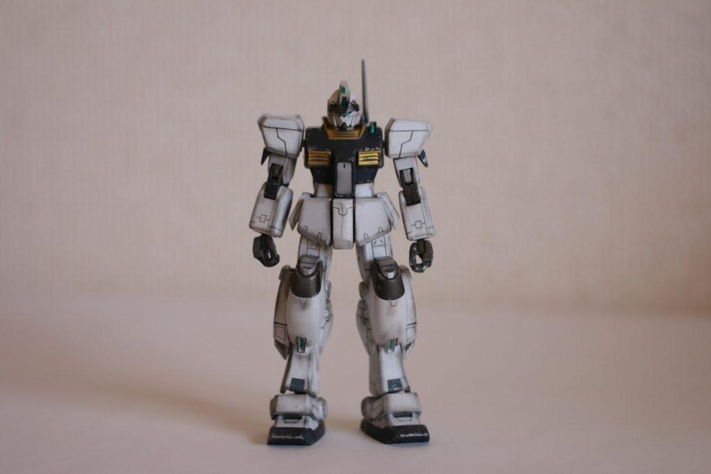 HG 1/144 ジムIII (マグノリア・マウンテン隊仕様) アピールショット1