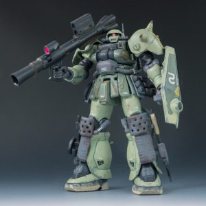 ザク2 F2型 市街地戦闘タイプ
