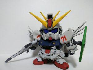 SD ガンダムF91