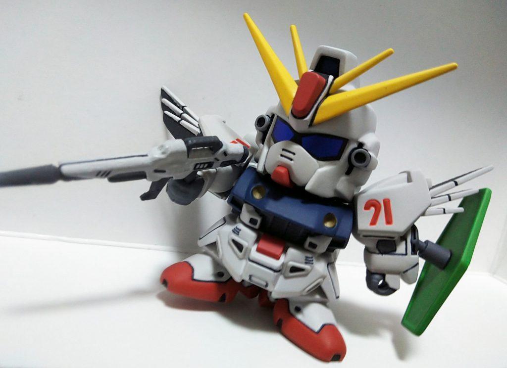 SD ガンダムF91 アピールショット4