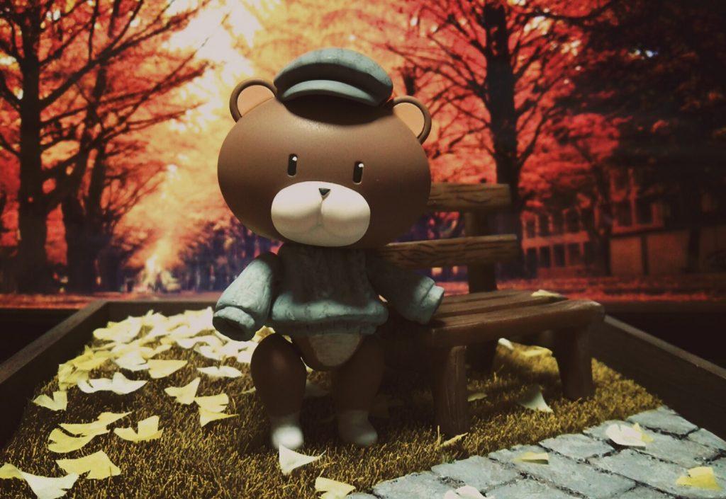 プチッガイ in Autumn