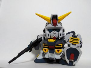 SD ガンダムF90