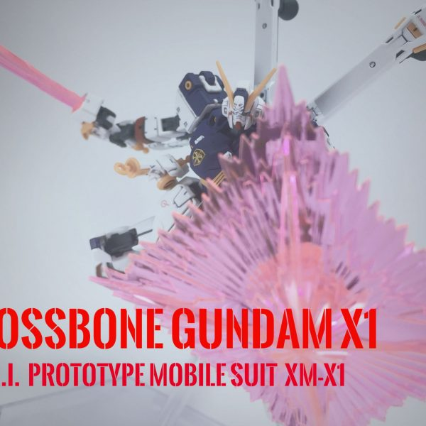 クロスボーンガンダムX1