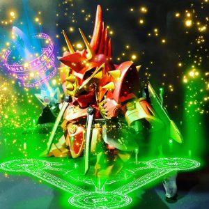 Knight Sazabi 騎士サザビー