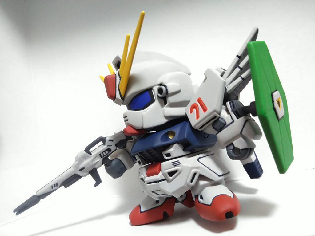 SD ガンダムF91 アピールショット3