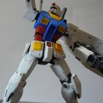 RX-78-02  GUNDAM THE ORIGIN