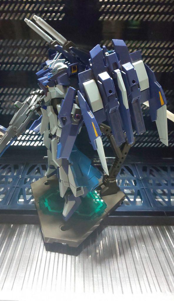 ライトニングガンダムι(イオタ) アピールショット2