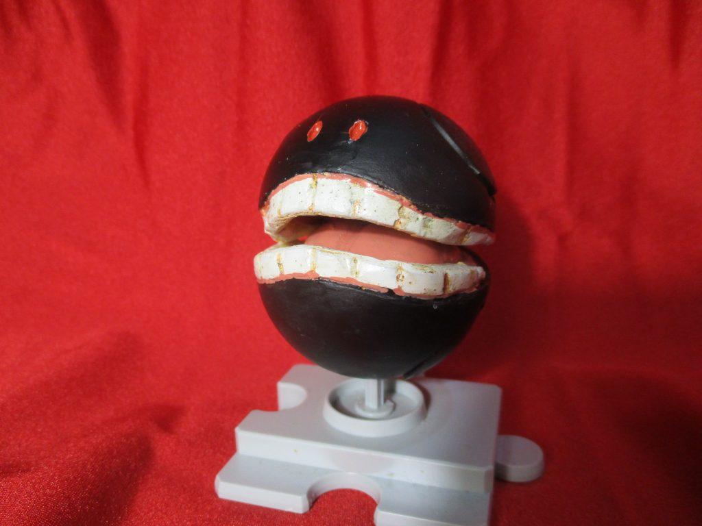 歯口 アピールショット1