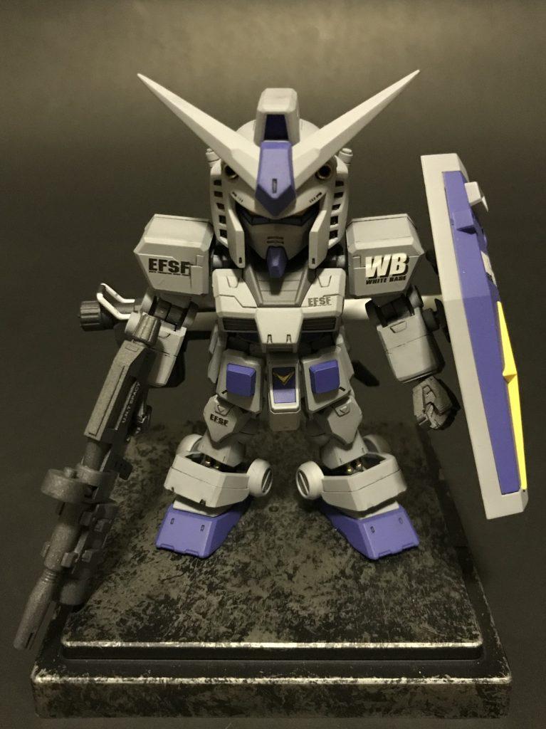 SDクロスシルエット RX-78ガンダム(G-3ガンダム)