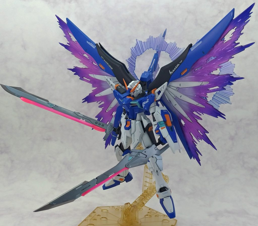 DESTINY GUNDAM『Force feather』